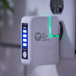 Leovolt charger with power bank
